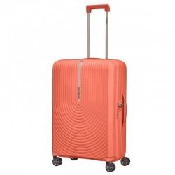 Keskmise suurusega kohvrid Samsonite HI-FI V orange Bright Coral