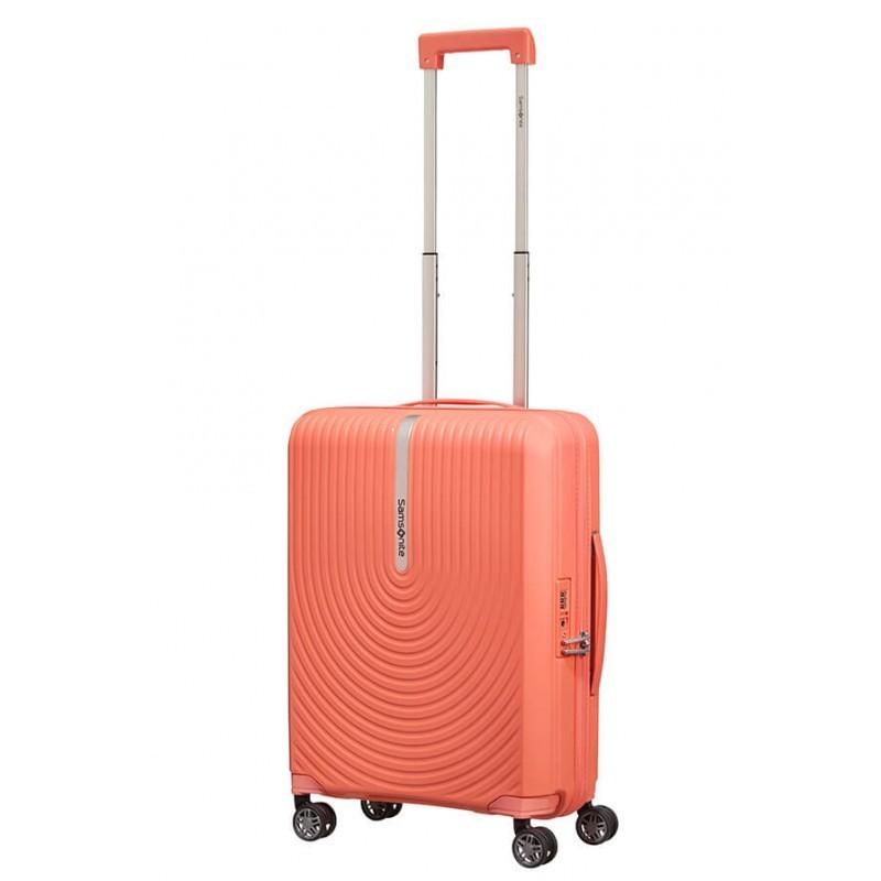 Käsipagasi kohvrid Samsonite HI-FI M orange Bright Coral