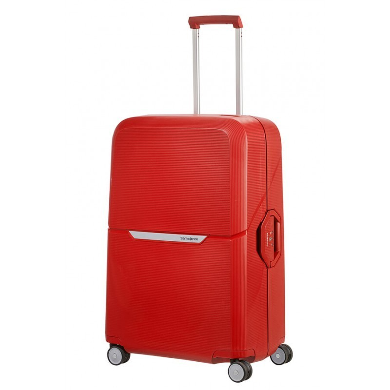 Suur kohvrid Samsonite Magnum D punane Bright Red