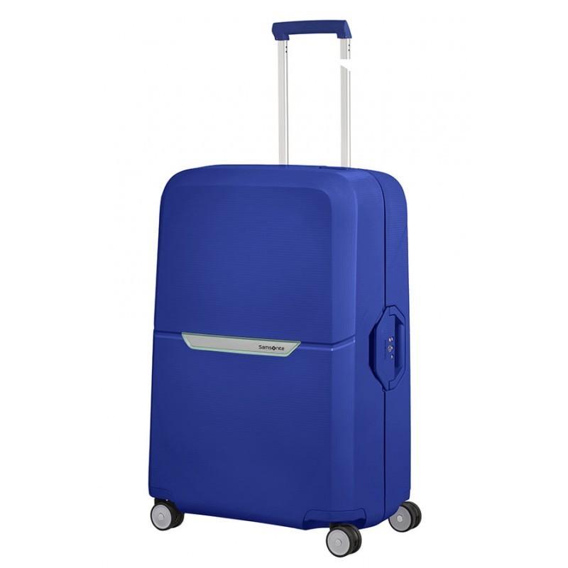 Suur kohvrid Samsonite Magnum D sinine Cobalt Blue