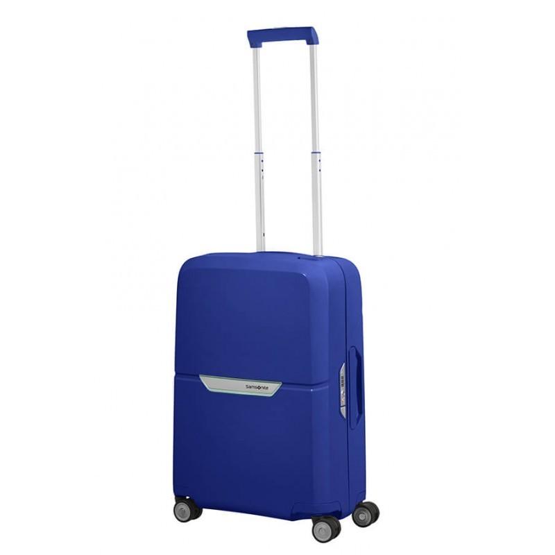 Käsipagasi kohvrid Samsonite Magnum M sinine Cobalt Blue