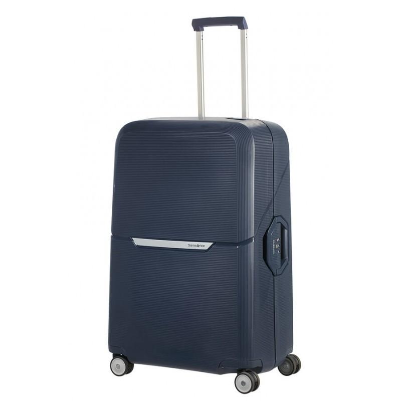 Suur kohvrid Samsonite Magnum D sinine Dark Blue