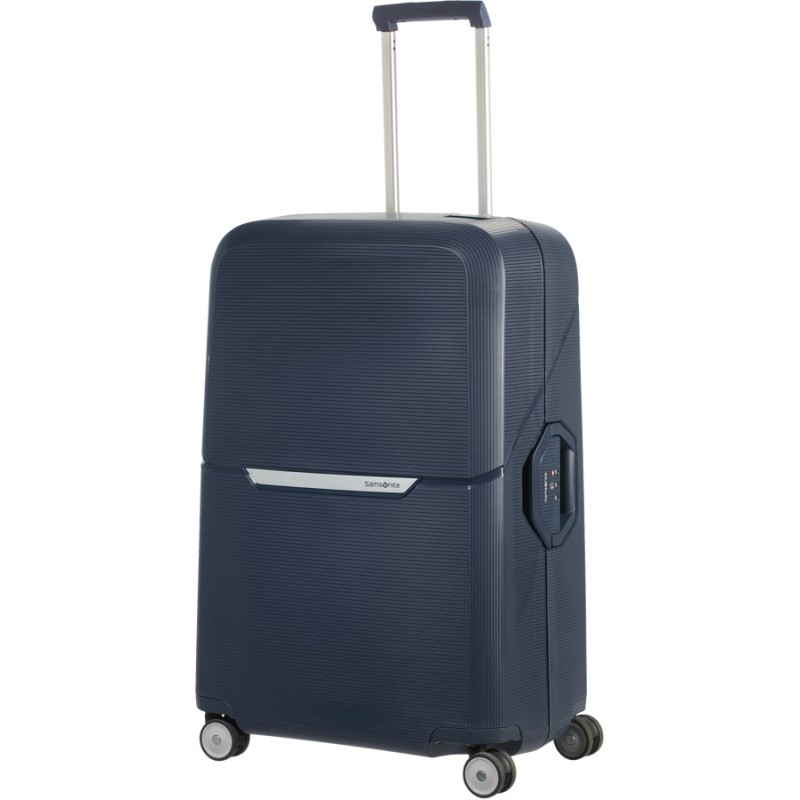 Keskmise suurusega kohvrid Samsonite Magnum V sinine Dark Blue