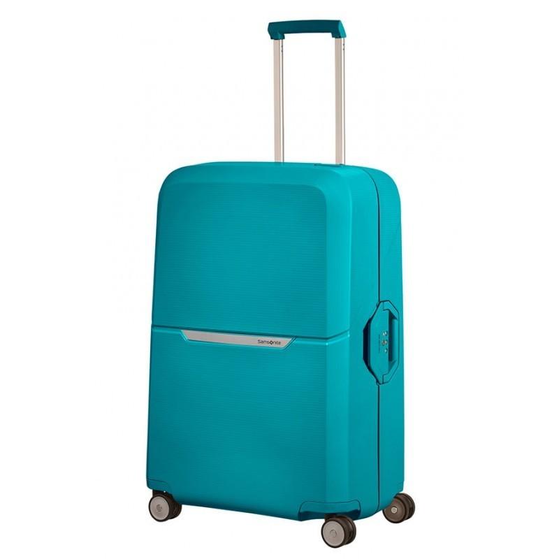 Suur kohvrid Samsonite Magnum D sinine Caribbean Blue