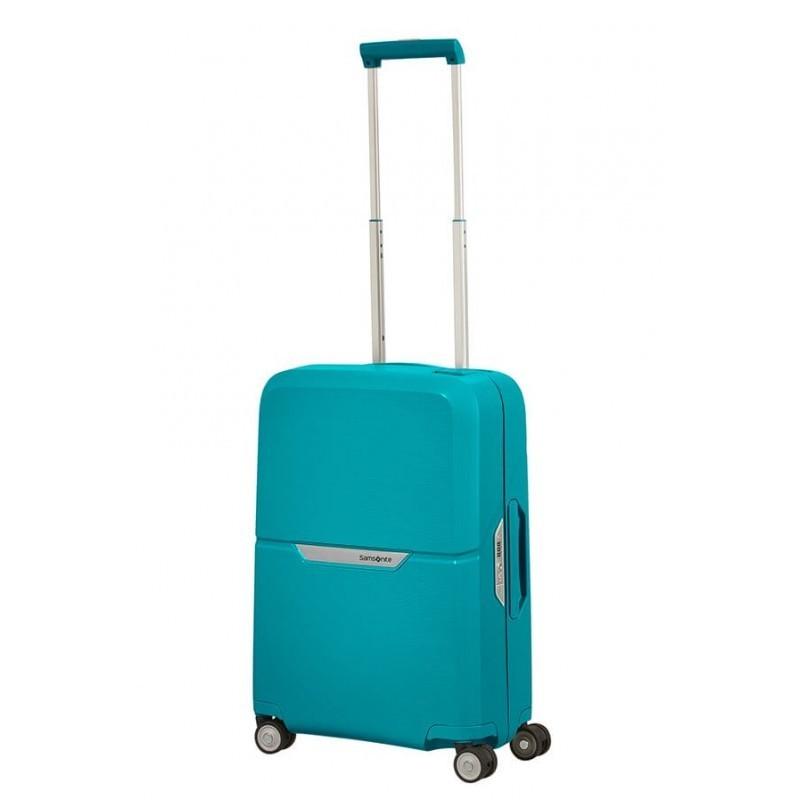 Käsipagasi kohvrid Samsonite Magnum M sinine Caribbean Blue