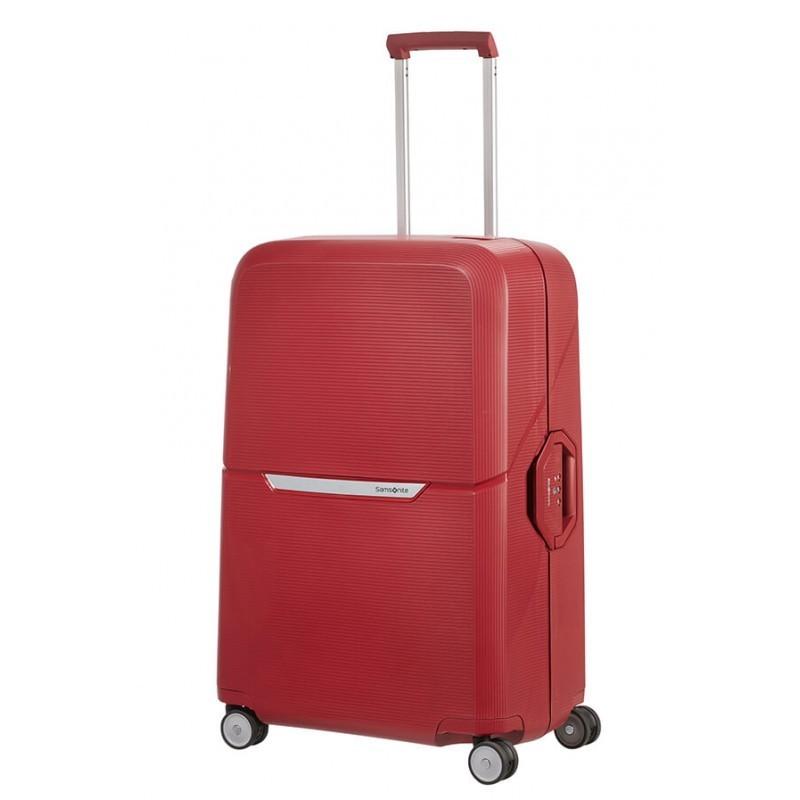 Suur kohvrid Samsonite Magnum D punane Rust Red