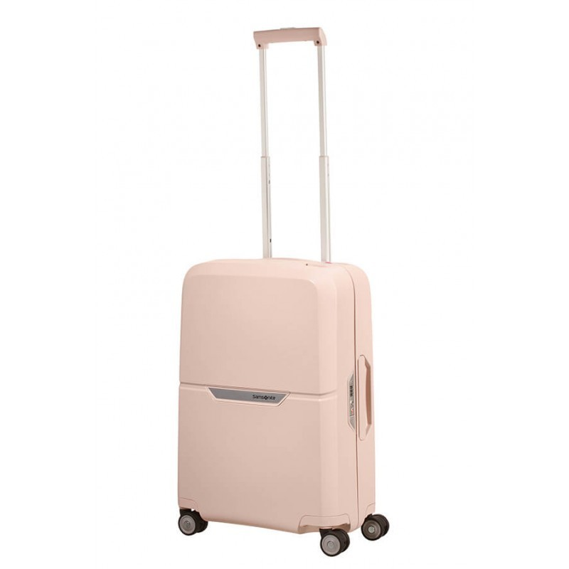 Käsipagasi kohvrid Samsonite Magnum M roosa Soft Rose