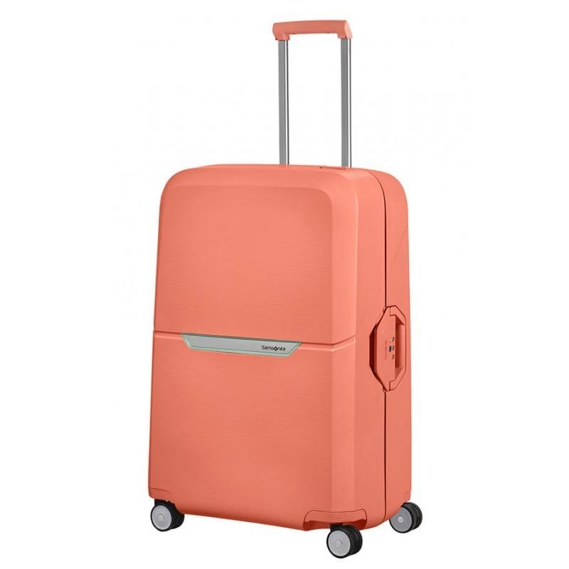 Suur kohvrid Samsonite Magnum D roosa Coral Pink
