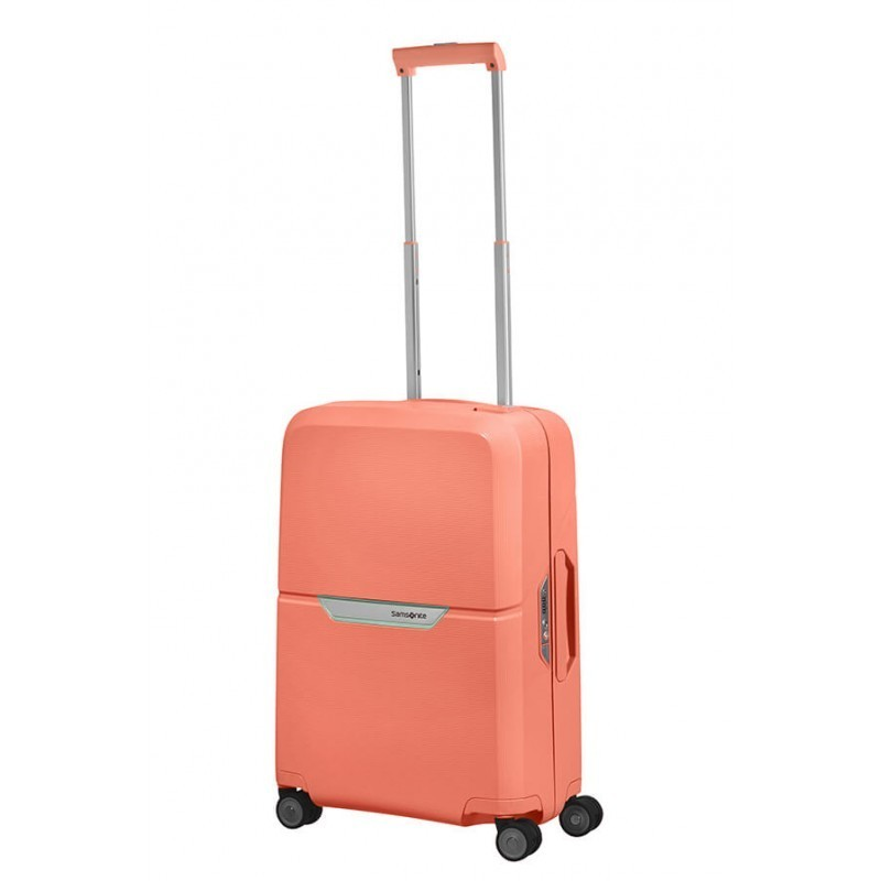 Käsipagasi kohvrid Samsonite Magnum M roosa Coral Pink
