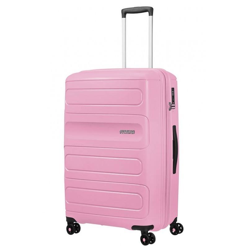 Suur kohvrid American Tourister Sunside D Pink Gelato