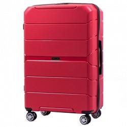 Suur kohvrid Wings PP05-D punane