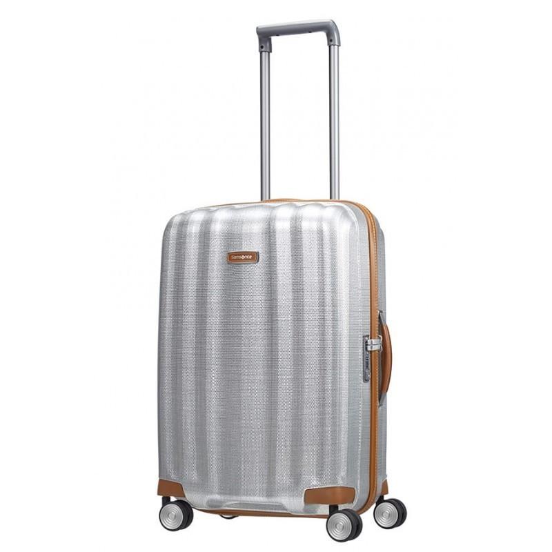 Keskmise suurusega kohvrid Samsonite Lite-Cube DLX V Aluminium