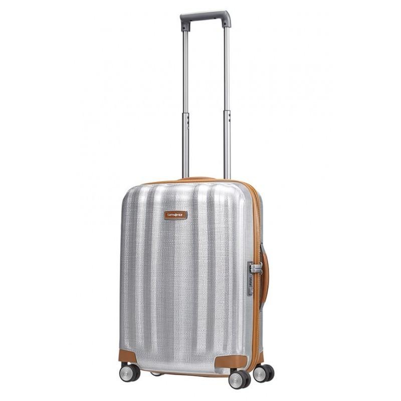 Käsipagasi kohvrid Samsonite Lite-Cube DLX M Aluminium