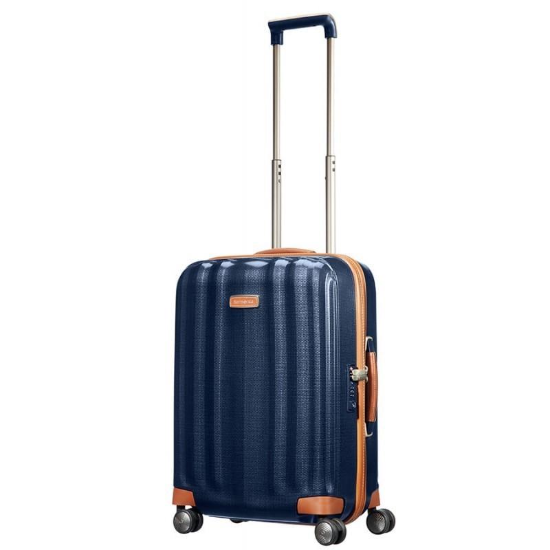Käsipagasi kohvrid Samsonite Lite-Cube DLX M23 Midnight Blue
