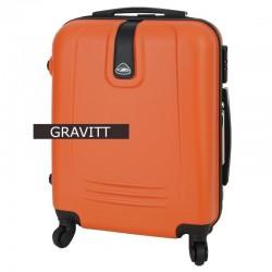 Käsipagasi kohvrid Gravitt 168A-M orange