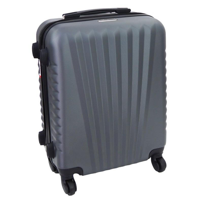 Käsipagasi kohvrid Gravitt 888A-M tumehall