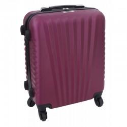 Käsipagasi kohvrid Gravitt 888A-M tumepunane