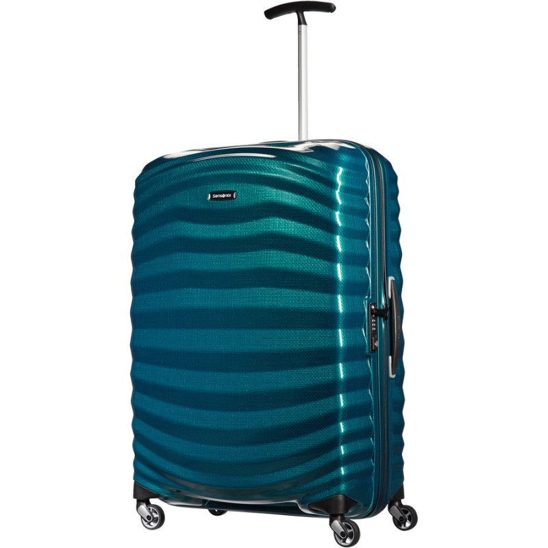 Suur kohvrid Samsonite Lite-Shock D Petrol Blue