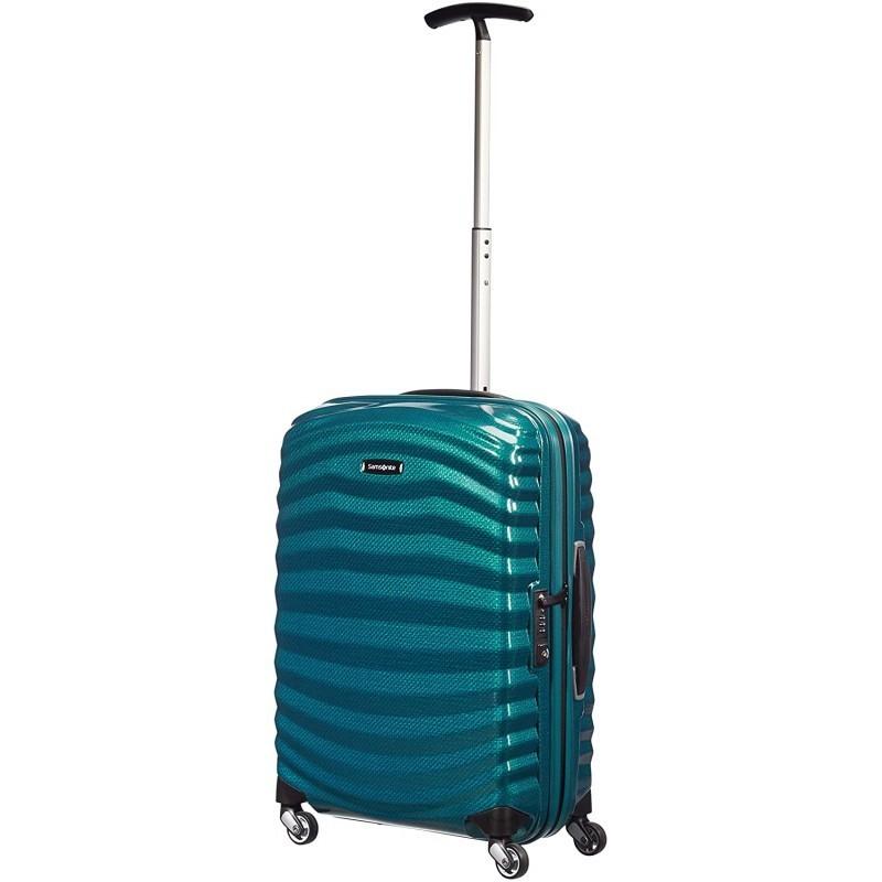 Käsipagasi kohvrid Samsonite Lite-Shock M Petrol Blue