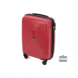 Käsipagasi kohvrid Wittchen 56-3T-781-M punane