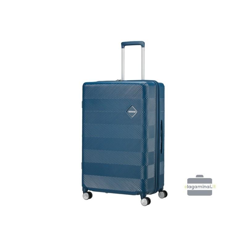 Suur Kohvrid American Tourister Flylife D sinine