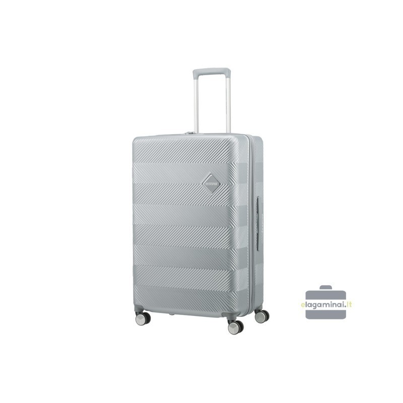 Suur Kohvrid American Tourister Flylife D silver