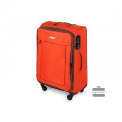 Keskmise suurusega kohver Wittchen 56-3S-462 orange