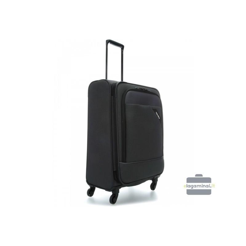 Keskmise suurusega kohver Travelite Derby V tumehall