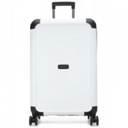 Keskmise suurusega kohver Titan Compax-V valge