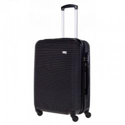 Keskmise suurusega kohver Bagia 8080-V must