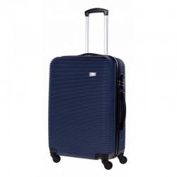 Keskmise suurusega kohver Bagia 8080-V tumesinine