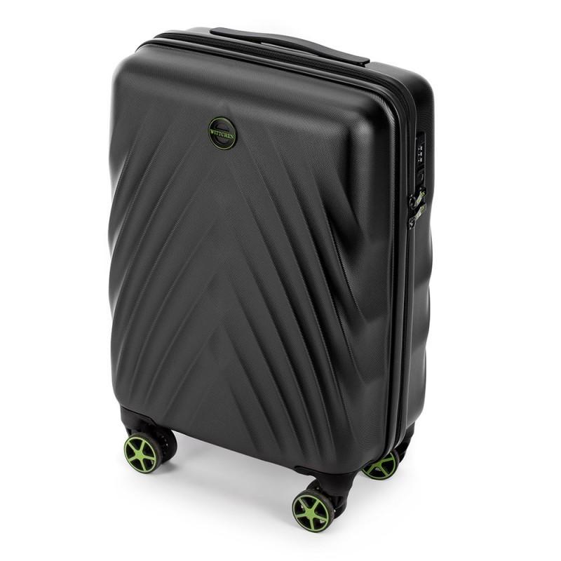 Käsipagasi kohvrid Wittchen 56-3P-801 must