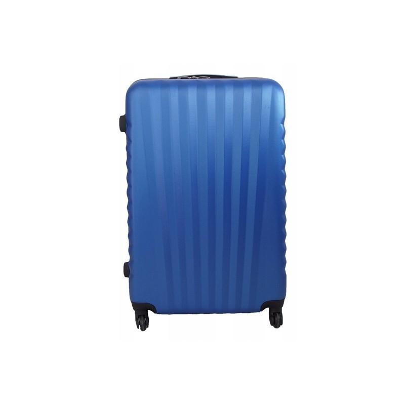 Keskmise suurusega kohver Gravitt 888-2Z-V sinine