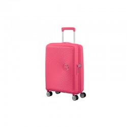 Väike kohver American Tourister Soundbox M pink