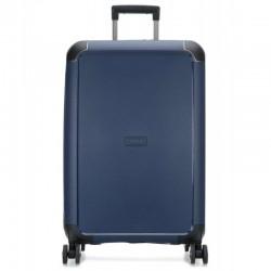 Keskmise suurusega kohver Titan Compax-V sinine