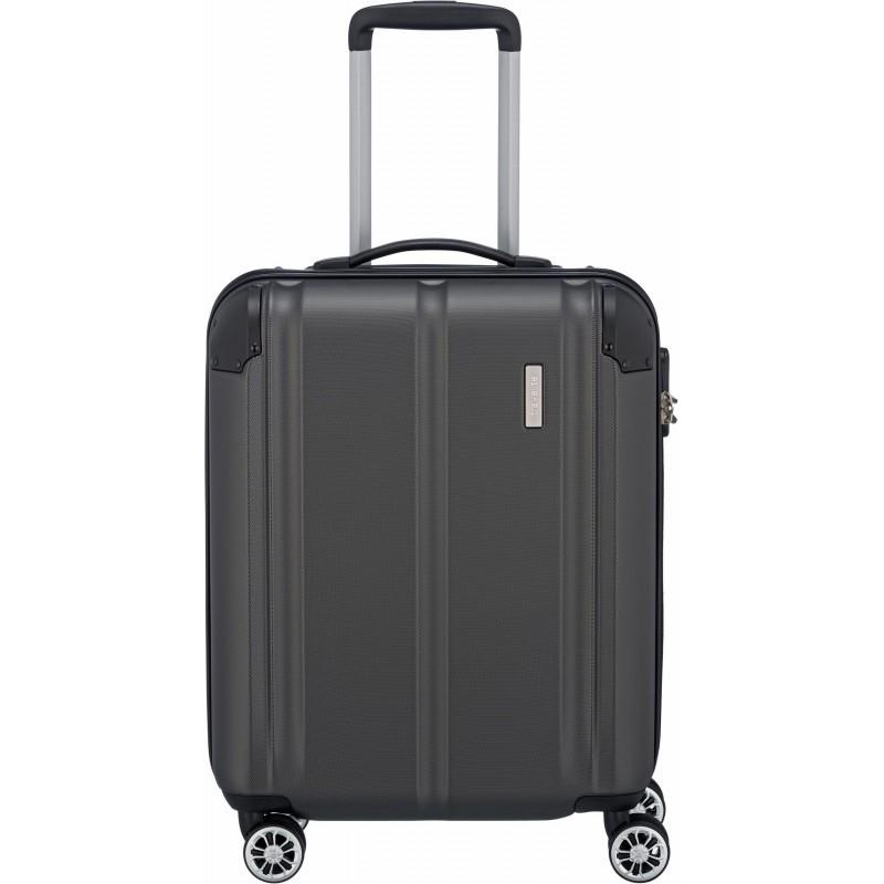Käsipagasi kohvrid Travelite City M tumehall