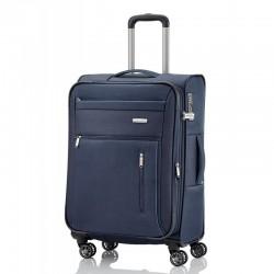Keskmise suurusega kohvrid Travelite Capri V sinine