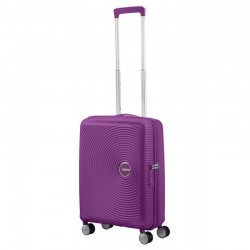 Väike kohver American Tourister Soundbox M purple