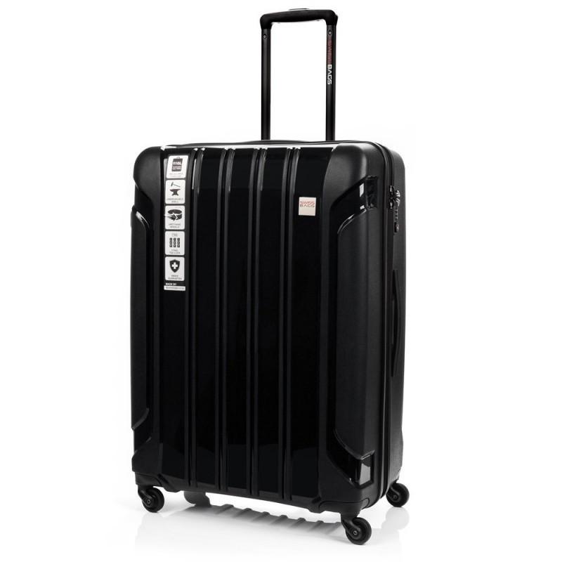 Suur kohver Swissbags Tourist PP-D must