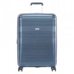 Keskmise suurusega kohver Travelite Zenit V tumme sinine