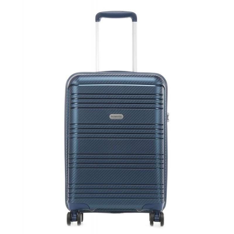 Käsipagasi kohvrid Travelite Zenit M tumme sinine