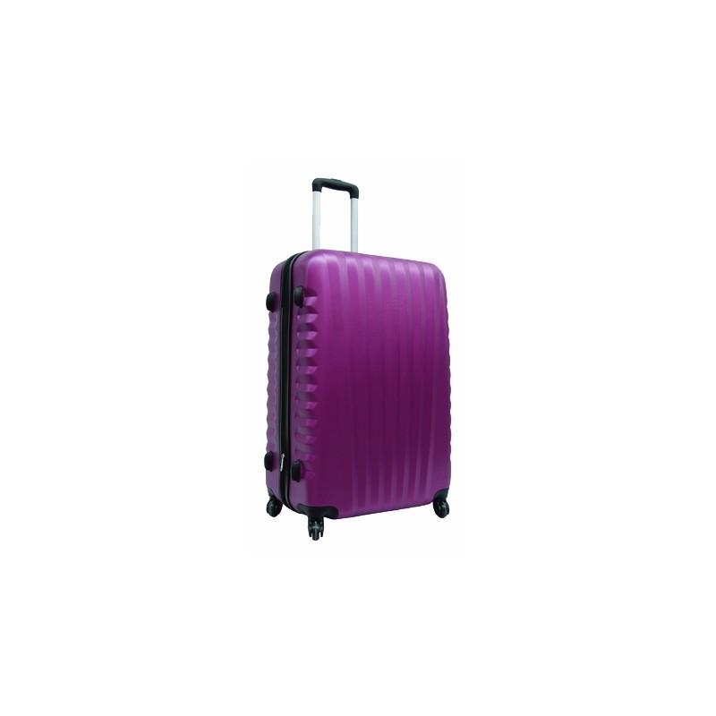 Keskmise suurusega kohver Gravitt 888-2Z-V purple