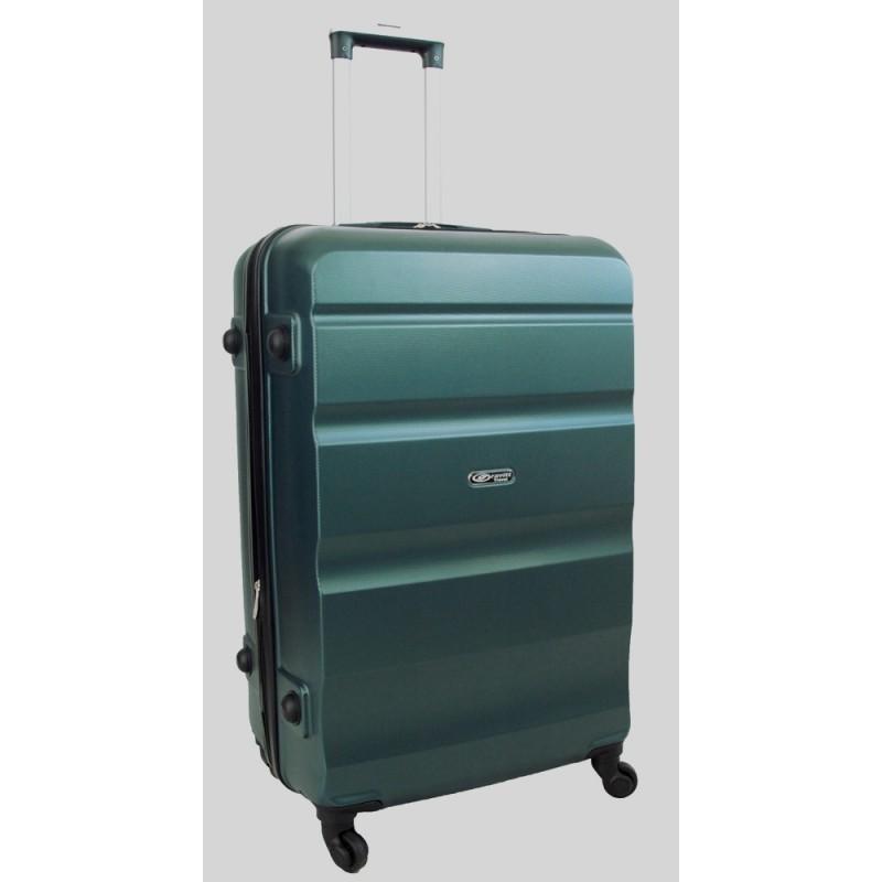 Keskmise suurusega kohvrid Gravitt 710-V tumeroheline