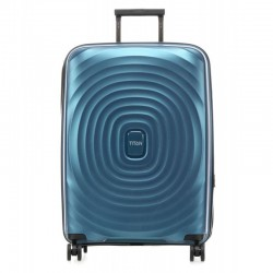 Keskmise suurusega kohver Looping-V sinine