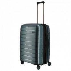 Keskmise suurusega kohver Travelite Air Base V hall sinine