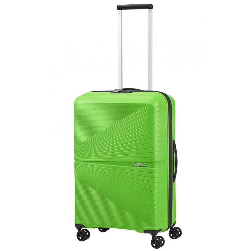 Keskmise suurusega kohver American Tourister Airconic V roheline