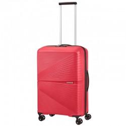 Keskmise suurusega kohver American Tourister Airconic V punane
