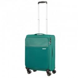 Käsipagasi kohvrid American Tourister Lite Ray M-4W roheline