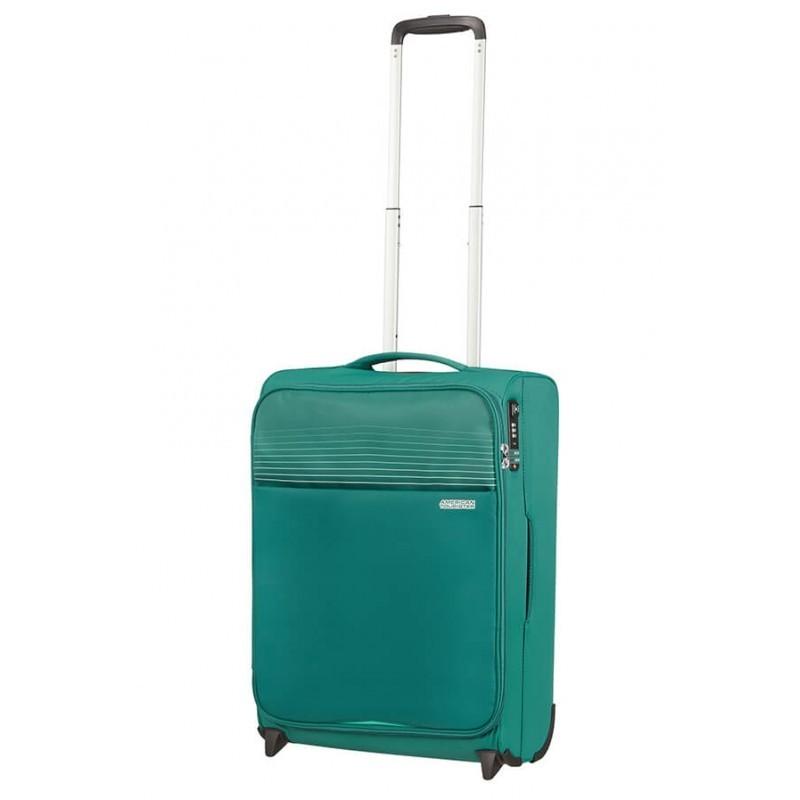 Käsipagasi kohvrid American Tourister Lite Ray M-2W roheline