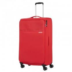Suur Kohvrid American Tourister Lite Ray D punane